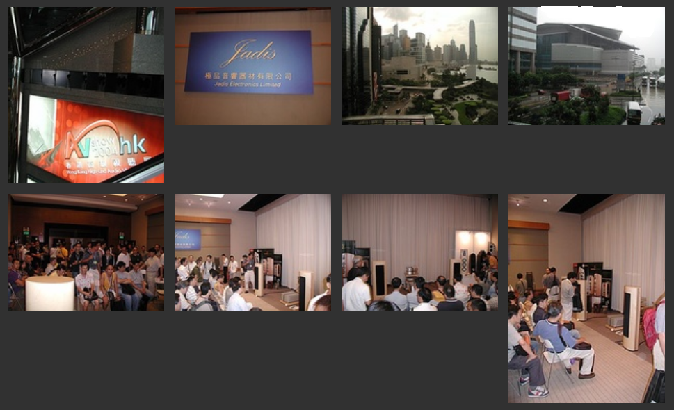 Hong Kong 2004 Show Pics