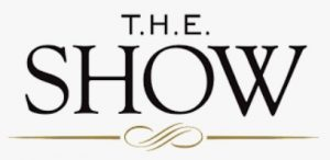 THE Show logo white