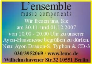 Lensemble 2007