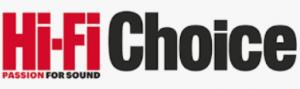 HiFi Choice logo white