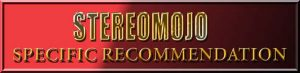 Stereomojo Recommendation