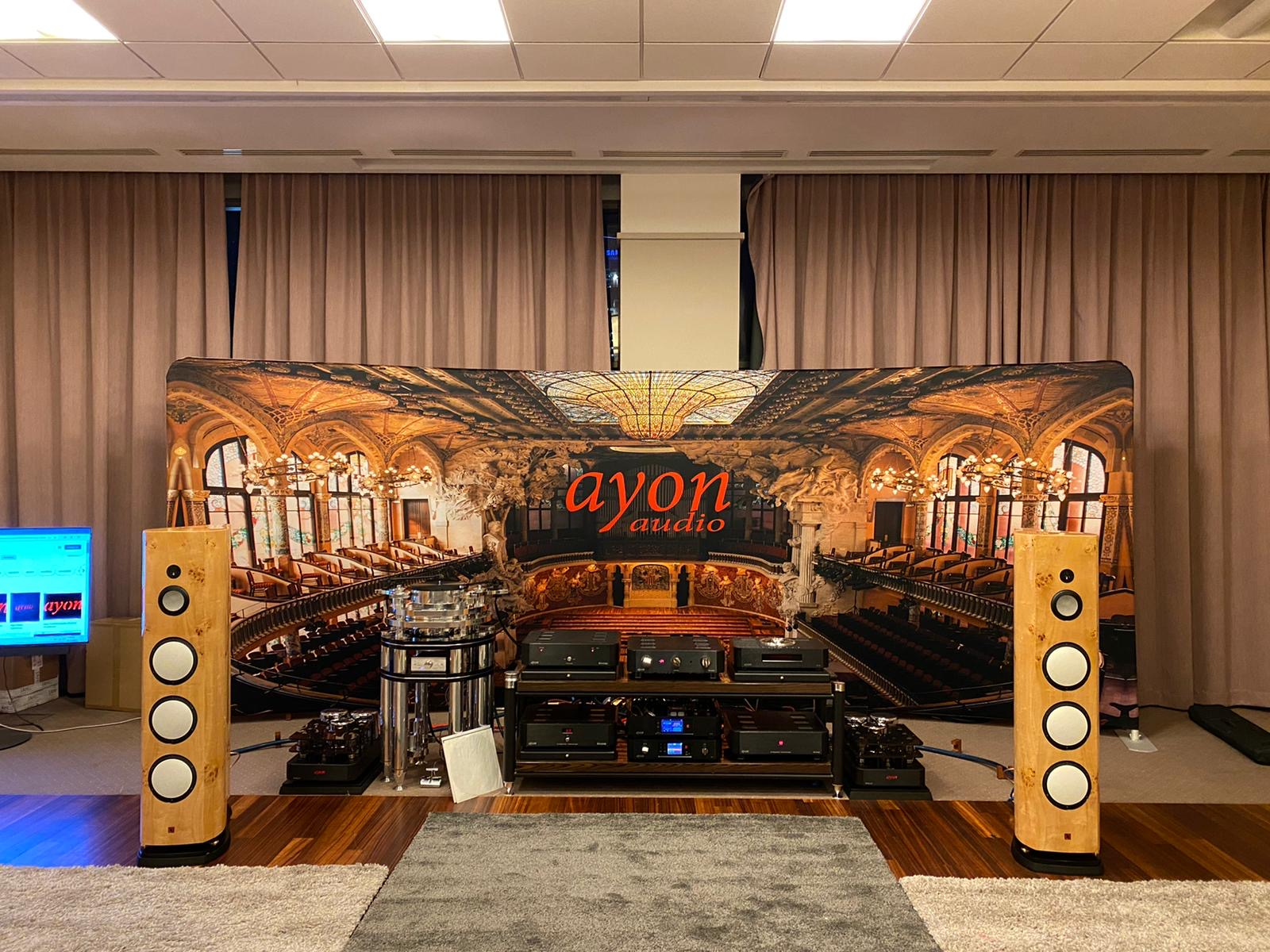 Ayon Warsaw High End Audio Show 2019