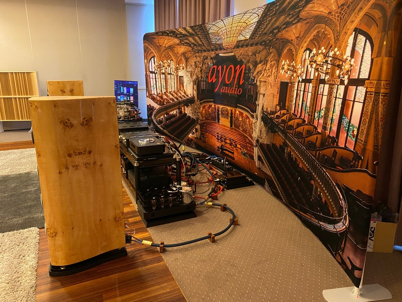 Ayon Warsaw High End Audio Show 2019 _2