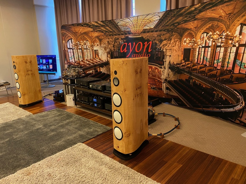 Ayon Warsaw High End Audio Show 2019 _3