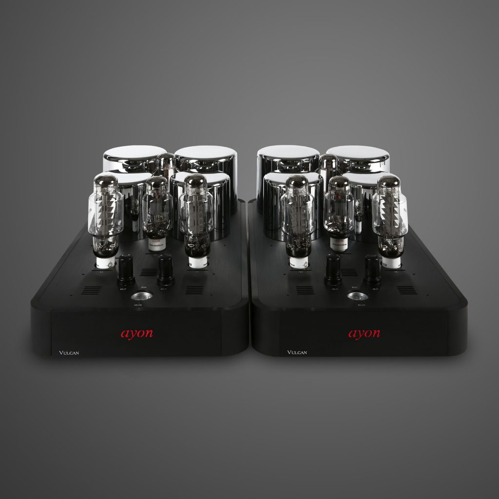 Ayon Audio Amplifiers