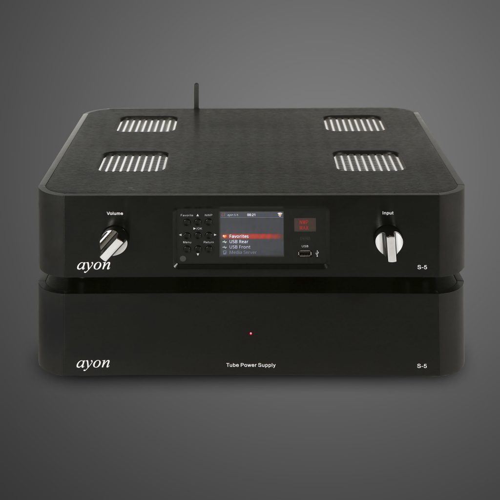 Ayon Audio S-5 Network Streamer