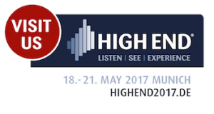 High End 2017 Munich logo