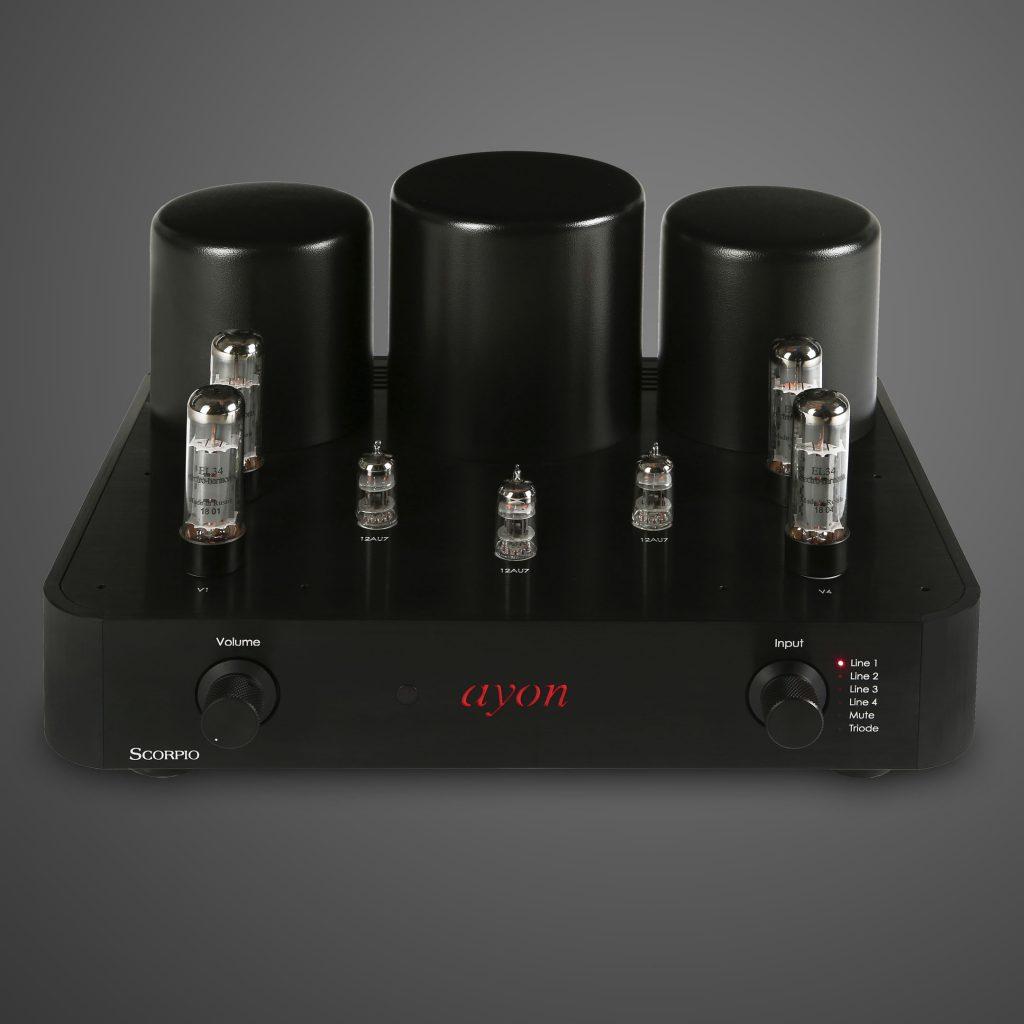 Ayon Audio Scorpio XS Integrated
