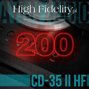 CD-35 II HF Award2_High Fidelity